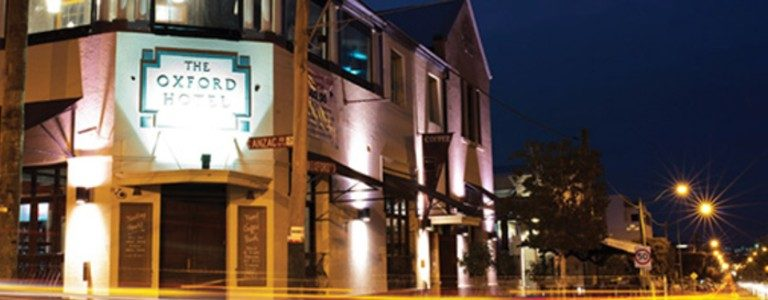Oxford Hotel Leederville - ETP (Alfresco Dining)